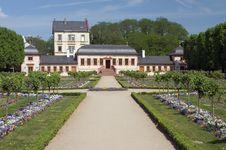 Prinz Georgs-Garten Stock Photos