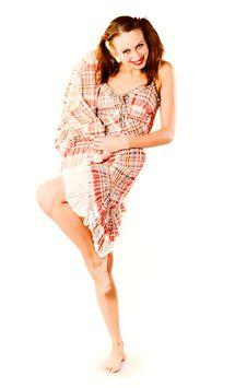 Free Pretty Woman Royalty Free Stock Photography - 2335177