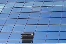 Free Windows Of Modern Buliding Stock Image - 2335581