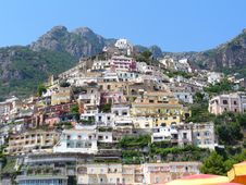 Free Positano Royalty Free Stock Photography - 2335587