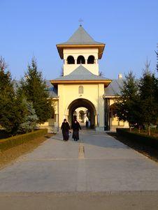 Free Monastery Royalty Free Stock Photography - 2335747