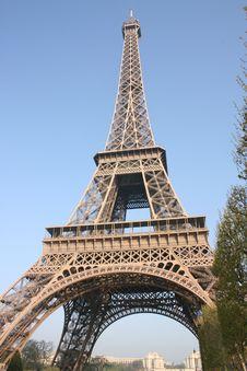Free The Eiffel Tower, Paris - 3 Royalty Free Stock Photo - 2335855