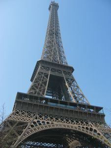 Free The Eiffel Tower, Paris - 4 Royalty Free Stock Images - 2335869