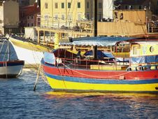 Free Colorful Harbor - Rovinj, Croatia Stock Images - 2336094