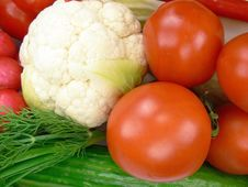 Free Fresh Vegetables Stock Images - 2336134