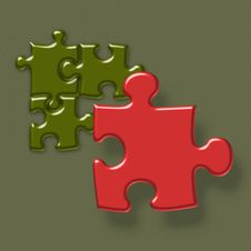 Free Jigsaw Puzzle Stock Photo - 2336290