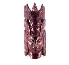 Free Wooden Face Mask Stock Photos - 2336513