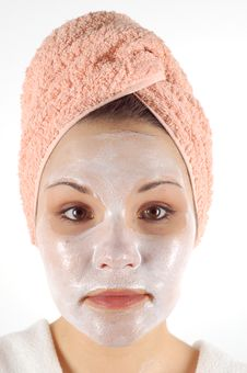 Free Beauty Mask 21 Stock Images - 2337114