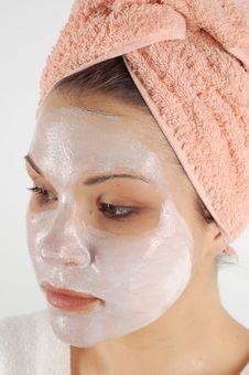Free Beauty Mask 21 Royalty Free Stock Image - 2337566