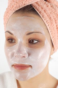 Free Beauty Mask 21 Stock Image - 2337621