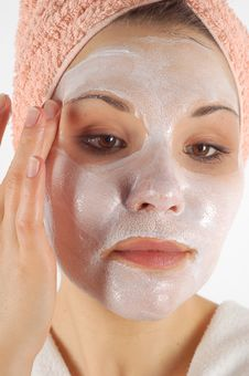Free Beauty Mask 21 Stock Images - 2337634