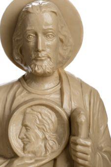 Free Statute Of God Royalty Free Stock Image - 2339226
