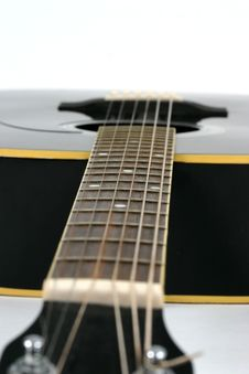 Free Close Up Of Guitar Parts Royalty Free Stock Image - 2339306