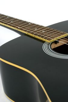 Free Close Up Of Guitar Parts Stock Photo - 2339320