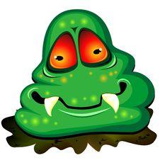 Free Big Dirty Germ Stock Photo - 23300080