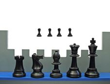 Free Chess Rampart Stock Photo - 23300960