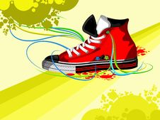 Classic Footwear 02 Stock Photo