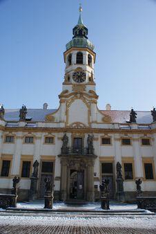 Free Detail Of Loreta Church In Prague Stock Photos - 23309333