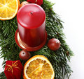 Free Christmas Wreath Stock Images - 23310594