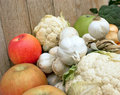 Free Fresh Organic Fruits And Vegetables Royalty Free Stock Photos - 23314188