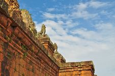 Free Pre Rup Temple In Angkor, Cambodia Royalty Free Stock Images - 23310369