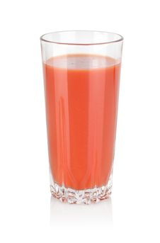 Free Glass Of Tomato Juice Royalty Free Stock Photos - 23310888