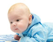 Newborn Infant Royalty Free Stock Photos