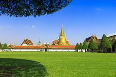 Free Thai Palace. Stock Photos - 23311863