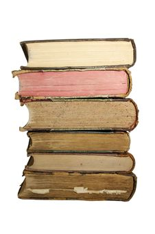 Free A Few Old Books Stock Image - 23311931