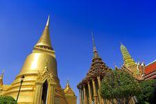 Free Thai Palace. Stock Photography - 23311942
