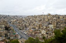 Free East Amman,Jordan Stock Image - 23312721