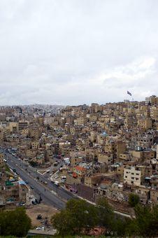 Free East Amman,Jordan Royalty Free Stock Photos - 23312748