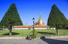 Free Thai Palace. Stock Photo - 23312890