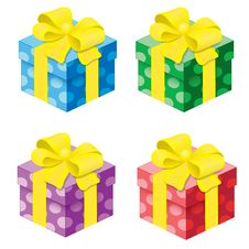 Free Gift Box Stock Images - 23312974