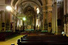 Catholic Cathedral Stock Images