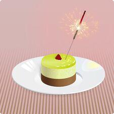 Free Birthday Cake Stock Photo - 23318330