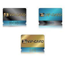 Vip Cards Stock Photos