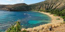 Free Hanauma Bay On Oahu S South Royalty Free Stock Image - 23318686
