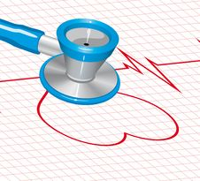 Free STETHOSCOPE Stock Photography - 23319042