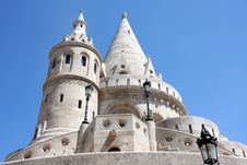 Free Fisherman Bastion In Budapest, Hungary Stock Images - 23319664