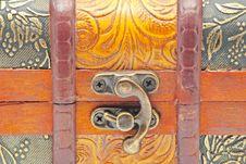Box Locker Royalty Free Stock Image