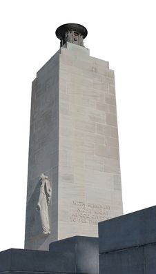 Free Eternal Light Peace Monument Royalty Free Stock Photography - 23323987