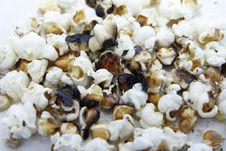 Free Popcorn Burned Royalty Free Stock Photo - 23324775