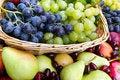 Free Fresh Organic Fruits Stock Photo - 23332540