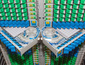 Free Fiber Optic Rack Stock Photo - 23336560