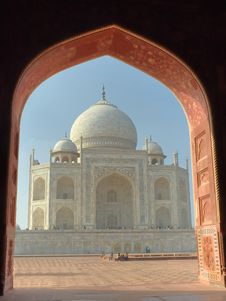 Free Taj Mahal Stock Photography - 23330622