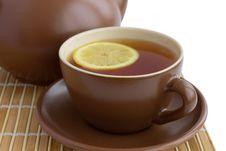 Free Tea With Lemon Stock Photos - 23331163
