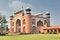 Free The Gate To Taj Mahal Stock Images - 23330664