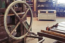 Free Control Wheel Royalty Free Stock Photography - 23342517