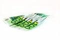 Free Euros 500 Stock Image - 23352431